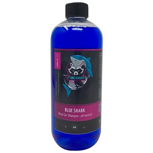 Racoon Blue Shark Gloss Car - pH-neutral glansshampoo  1 liter