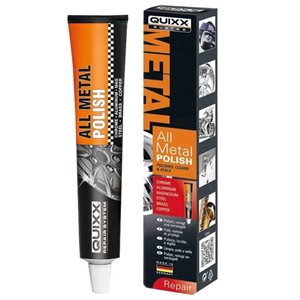 Quixx All Metal Polish - innovativt polermiddel