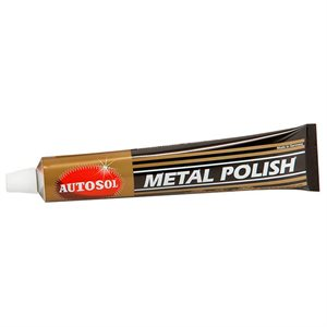 Autosol Metal Polish tube med 75 ml