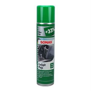 "SONAX COCKPITPLEJE ""NEW CAR"" 400ML"