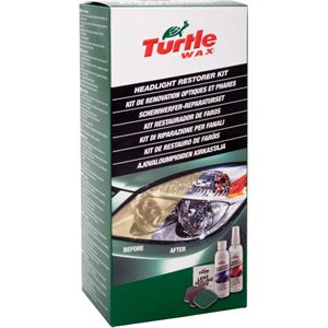 TURTLE HEADLIGHT RESTORER KIT