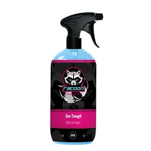 RACOON SEE THROUGH - GLASS CLEANER - GLASRENS 500ML